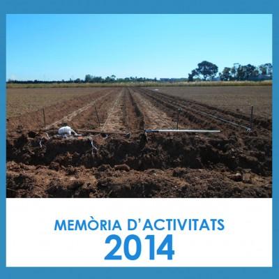 Memòria 2014_portada