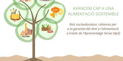 Participa a la trobada virtual 'Avancem cap a una alimentació sostenible'